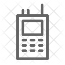 Walkie Talkie Radio Icon
