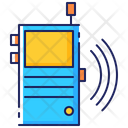 Walkie Technology Portable Icon