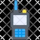 Walkie Talkie Radio Cordless Phone Icon