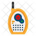 Kid And Baby Frequency Walkie Talkie Icon