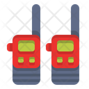 Radio Portable Talkie Icon