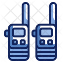 Iradio Portable Talkie Icon