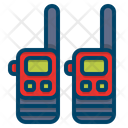 Iradio Portable Talkie Icon