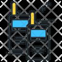 Mwalkie Talkie Walkie Talkie Communication Device Icon