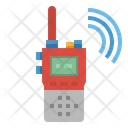 Walkie Talkie Frequency Icon
