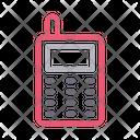 Talkie Phone Communication Icon