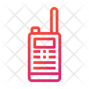 Walkie Talkie Communication Walkie Icon