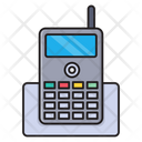 Talkie Phone Communication Icon