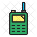 Walkie Talkie Communication Radio Icon