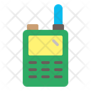 Walkie Talkie Communication Phone Icon