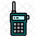 Walkie Talkie Technology Device Icon
