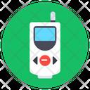 Walkie Talkie Wireless Mobile Radio Transceiver Icon