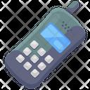 Walkie Talkie Wireless Mobile Radio Icon