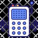 Walkie Talkie Communication Talkie Icon