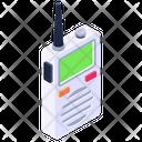 Walkie Talkie Wireless Mobile Radio Phone Icon