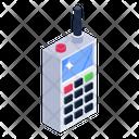 Walkie Talkie Communication Device Radio Device Icon