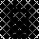 Walkie Talkie Mobile Phone Icon