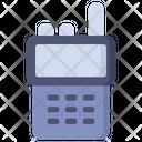 Walkie Talkie Communication Radio Icon