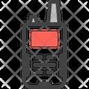 Talkie Walkie Communication Icon