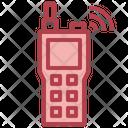 Walkie Talkie Transmitter Walkie Icon