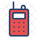 Talkie Walkie Transceiver Icon