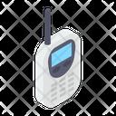 Walkie Talkie Phone Icon