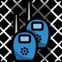 Walkie Talkie Toy Icon