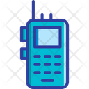 Walkie Talkies Communication Investigation Icon