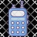 Police Radio Service Icon