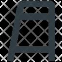 Walking Frame Mobility Icon