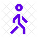 Man Person Walking Icon