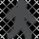 Walking Human Human Man Walking Icon