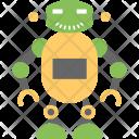 Walking Robot Icon