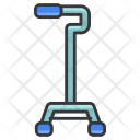 Walking stick Icon