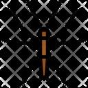 Walking Sticks Icon