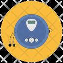 Cd Player Walkman Icon