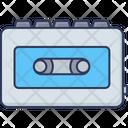 Walkman Cassette Tape Icon