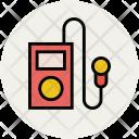 Walkman Ipod Nano Icon