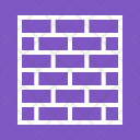 Wall Construction House Icon