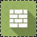 Wall Bricks Defence Icon
