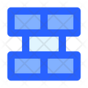 Wall Firewall Security Icon