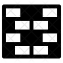 Wall Background Construction Icon