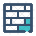 Wall Defense Protection Icon
