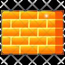 Bricks Wall Stone Wall Icon