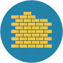 Wall Construction Construct Icon