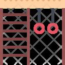 Wall Bars Icon