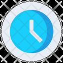 Wall Clock Clock Time Icon