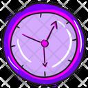 Clock Timepiece Chronograph Icon