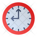 Wall Clock Timer Watch Icon