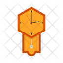 Clock Large Wall Icon